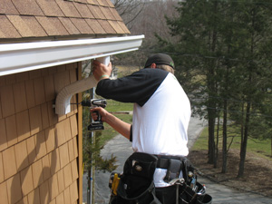 Jersey City, PA, NJ, DE's experts for gutter installation